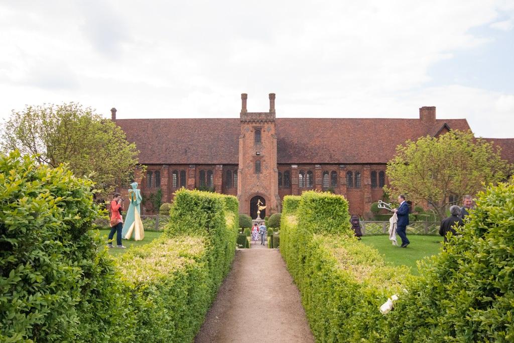 Hertfordshire Wedding Photographer - Hatfield House Hall