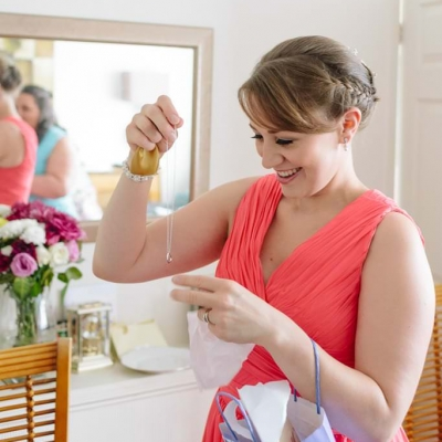 Norfolk wedding photographer – bridesmaid gift