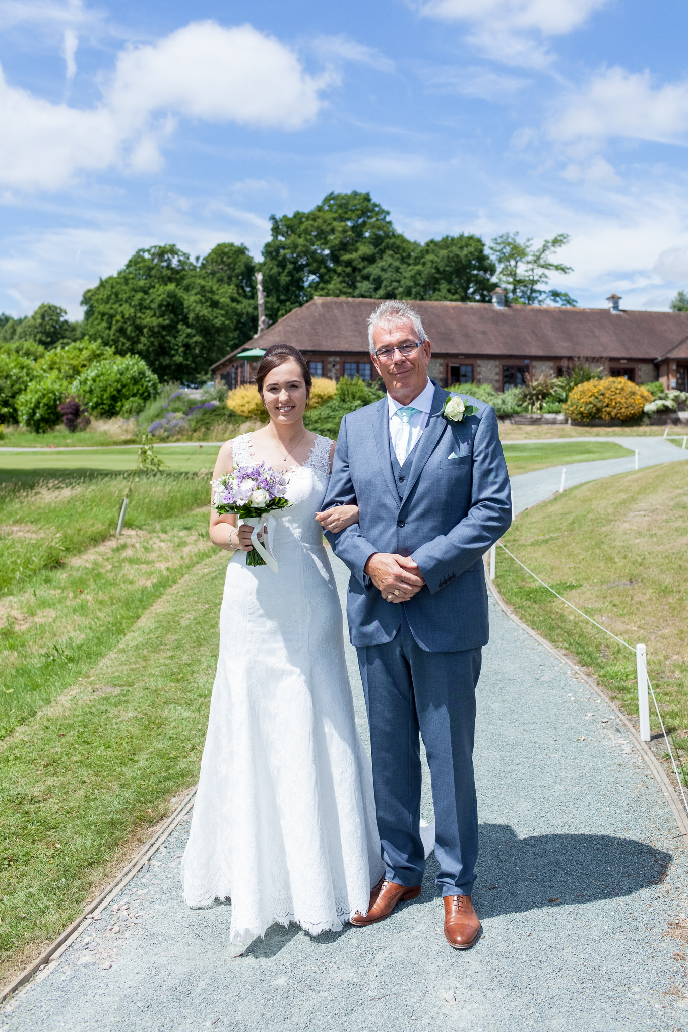 Reigate Hill Wedding Photographer – Louise and Graham