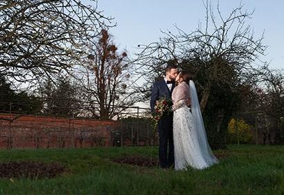 Portfolio for Norfolk Wedding Photographer